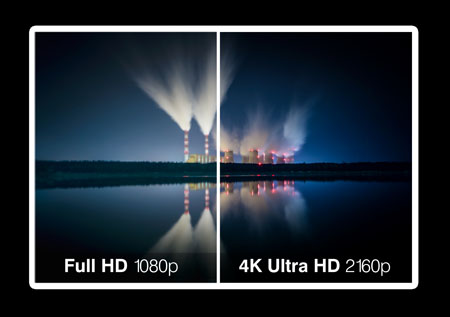 Ultra HD TV